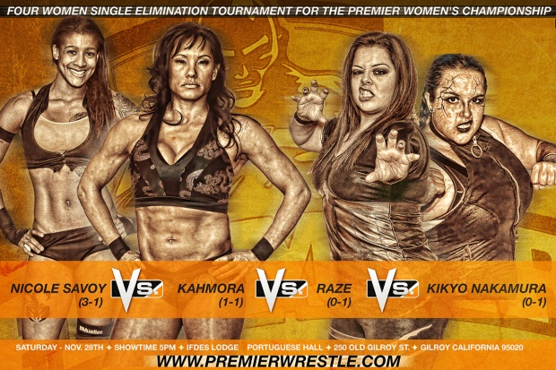Womens' Tournament