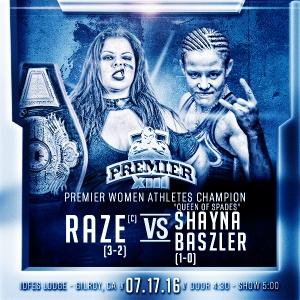 premier vs graphic womens championship